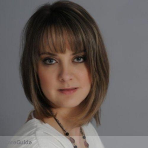 Canadian Nanny Provider Michelle Burke's Profile Picture
