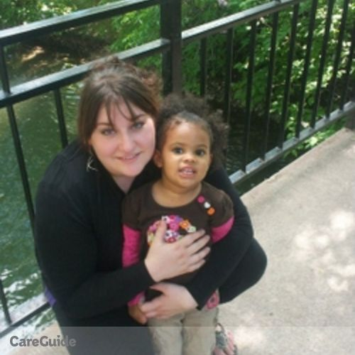 Canadian Nanny Provider Jenn Hirtle's Profile Picture