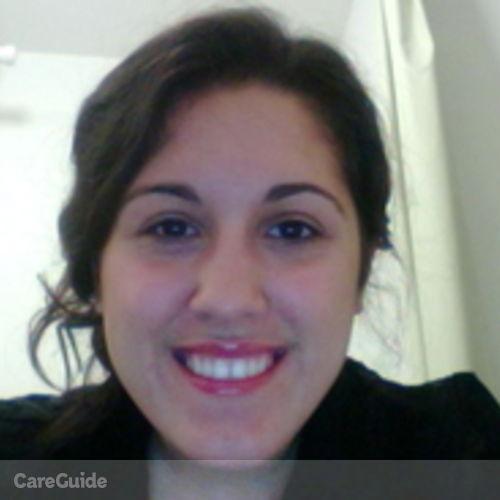 Canadian Nanny Provider Veronica Baron's Profile Picture