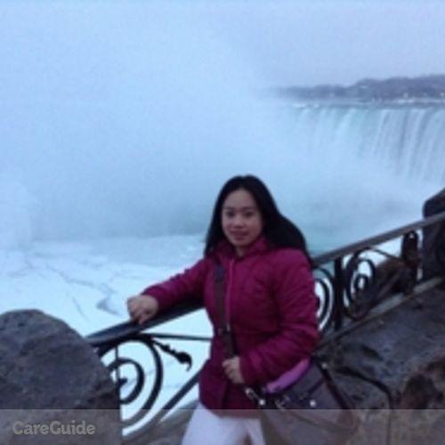 Canadian Nanny Provider Brenda A's Profile Picture