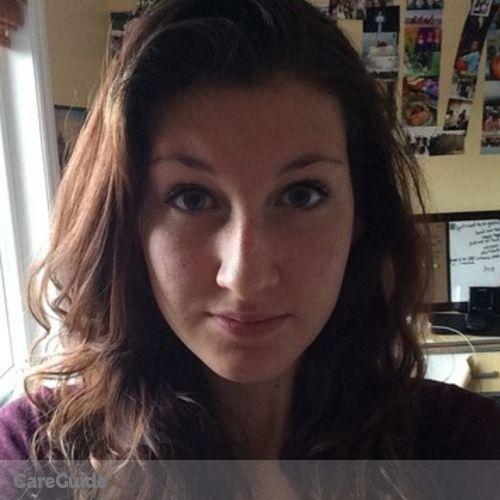 Child Care Provider Camryn A's Profile Picture