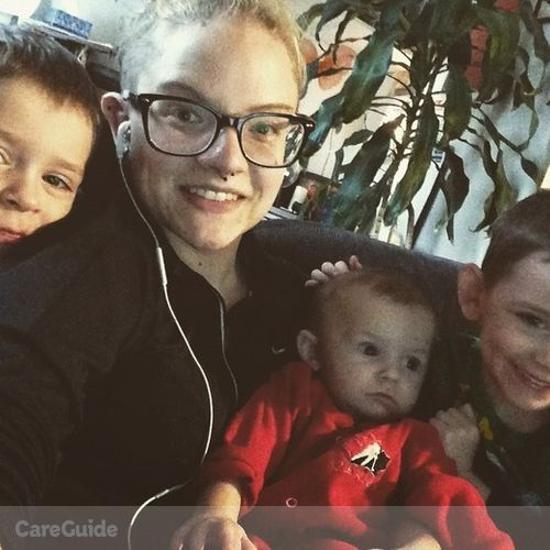 Canadian Nanny Provider Samantha Moase's Profile Picture
