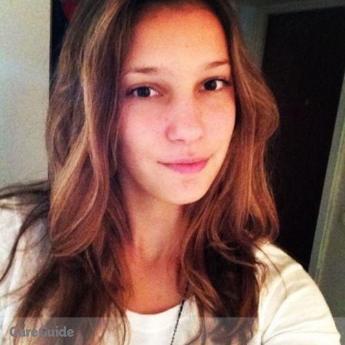 Canadian Nanny Provider Alexandra Kljuseva's Profile Picture