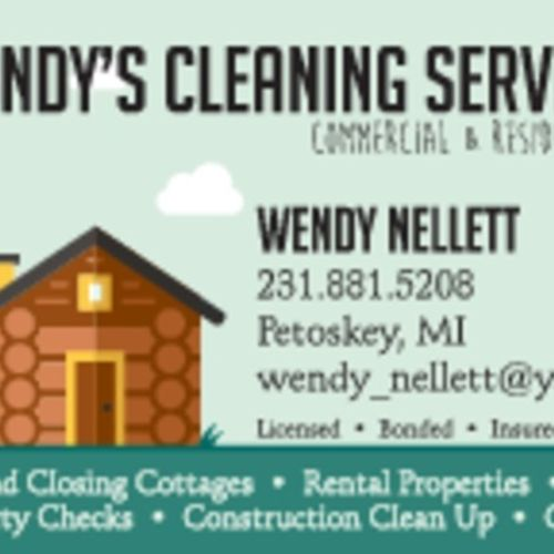 Housekeeper Provider Wendy Nellett's Profile Picture