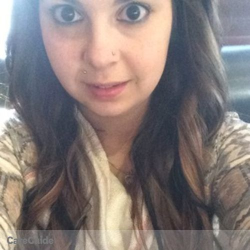 Canadian Nanny Provider Kristin Schwab's Profile Picture