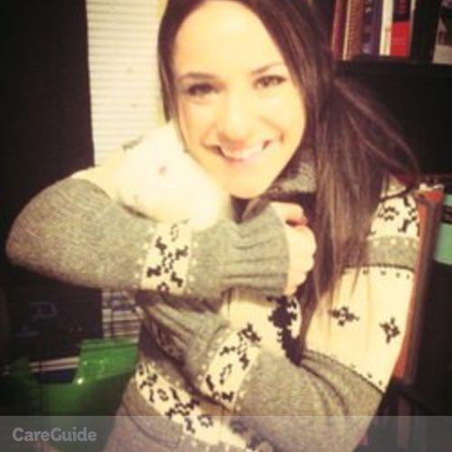 Canadian Nanny Provider Michelle Grady's Profile Picture