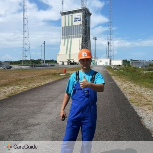 Engineer Provider Arman K's Profile Picture