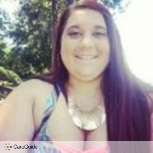 Child Care Provider Alix Rapp's Profile Picture