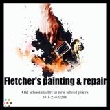 Painter in Memphis