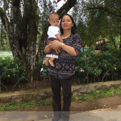 Canadian Nanny Provider Venus A's Profile Picture
