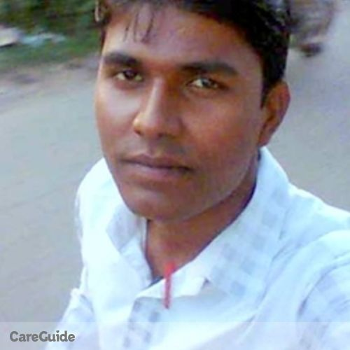 Canadian Nanny Provider Anurag Vishwakarma's Profile Picture