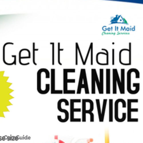 Housekeeper Provider Get It Maid Cleaning's Profile Picture