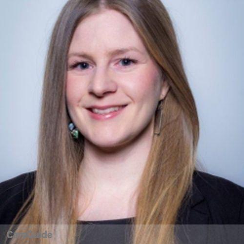 Canadian Nanny Provider Amber B's Profile Picture