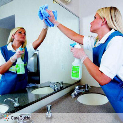 Megan Cleaning Services Housekeeper House Sitter