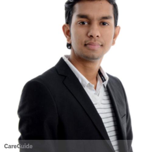 Canadian Nanny Provider Godwin Rana's Profile Picture