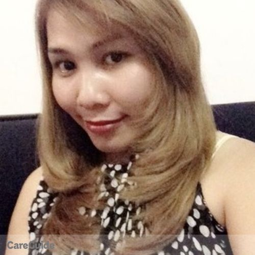 Canadian Nanny Provider Linda K's Profile Picture