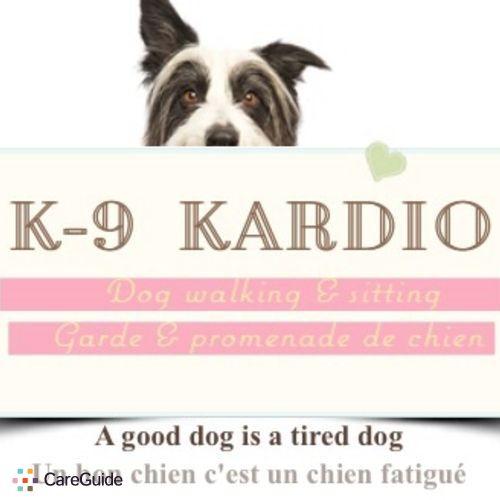 Pet Care Provider K 9 Kardio's Profile Picture
