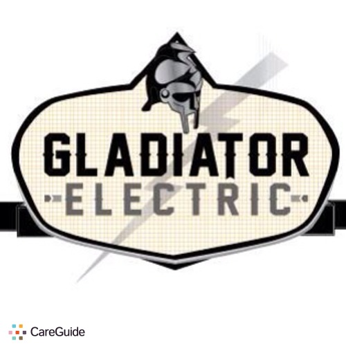 Electrician Provider Gladiator Electric LLC's Profile Picture