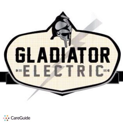 Electrician Provider Gladiator E's Profile Picture