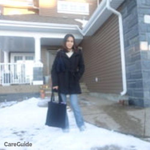 Canadian Nanny Provider Chee's Profile Picture
