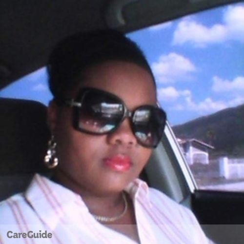 Canadian Nanny Provider Crystal Beckford's Profile Picture