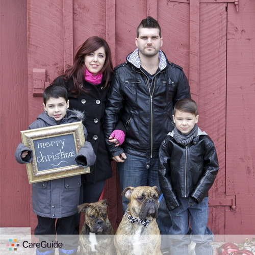 Pet Care Provider Kim & Justin D's Profile Picture