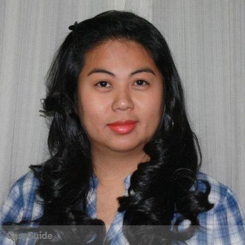 Canadian Nanny Provider Maricel Masinda's Profile Picture