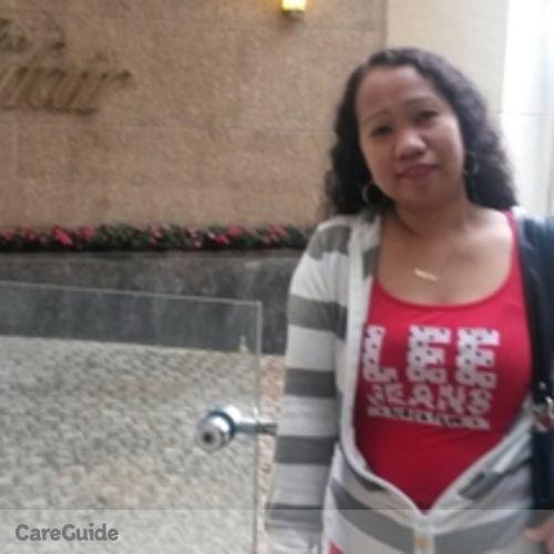 Canadian Nanny Provider Regina Valdez's Profile Picture