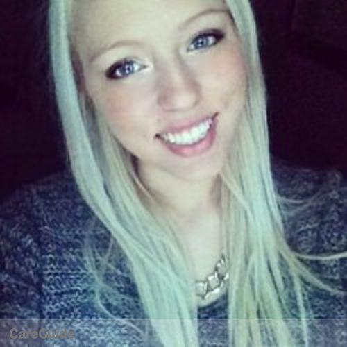 Canadian Nanny Provider Alexandra Black's Profile Picture