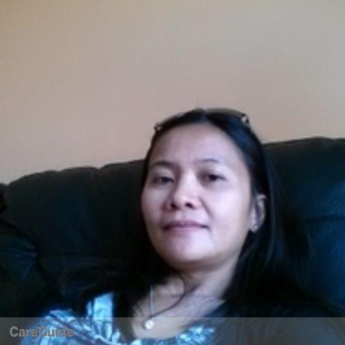 Canadian Nanny Provider Irene RAmirez's Profile Picture