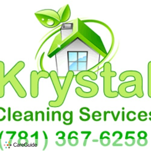 Housekeeper Provider www.Krystalcleaningservices.com 7813676258's Profile Picture