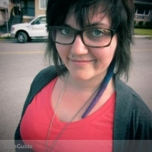 Canadian Nanny Provider Kelsey Clarke's Profile Picture