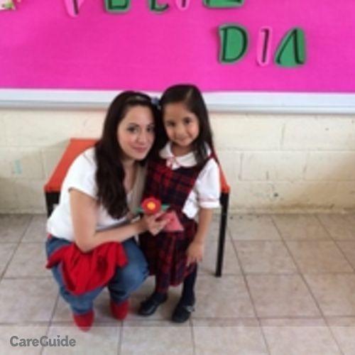 Canadian Nanny Provider Tania Tellez's Profile Picture