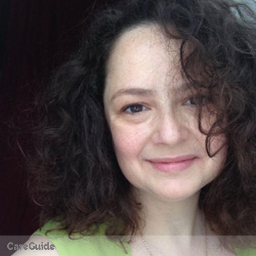 Canadian Nanny Provider Cecile Savoie's Profile Picture