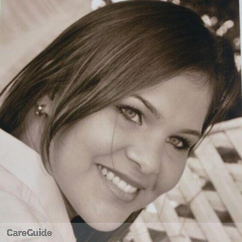 Canadian Nanny Provider Eilyn Sanchez Sandoval's Profile Picture