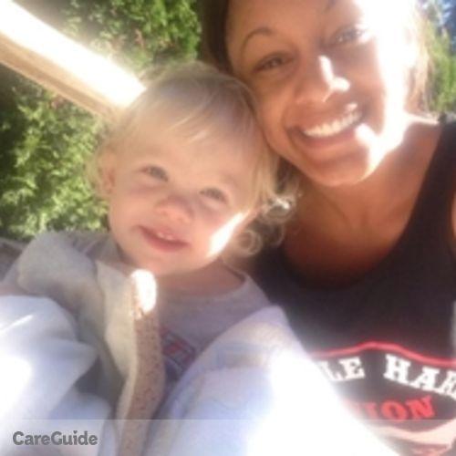 Canadian Nanny Provider Sasha Iverson's Profile Picture