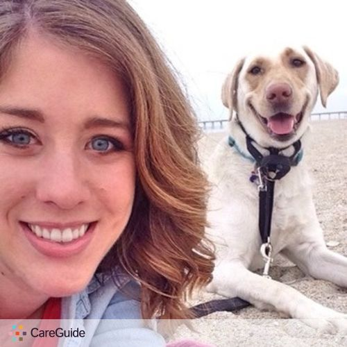 Pet Care Job Megan H's Profile Picture
