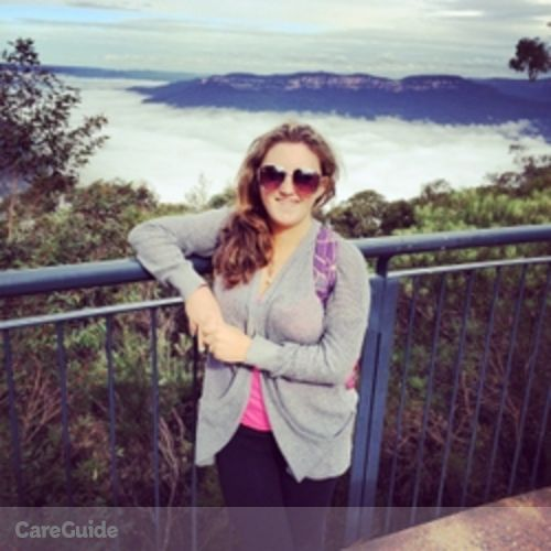 Canadian Nanny Provider Chloe O'Brien's Profile Picture