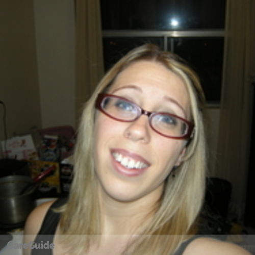 Canadian Nanny Provider Ashley Stone's Profile Picture