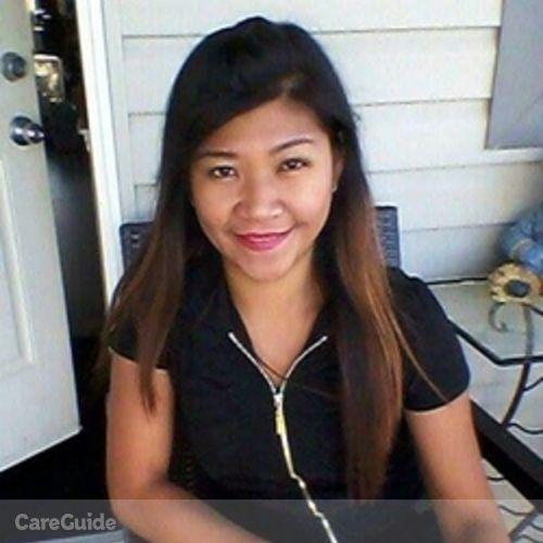 Canadian Nanny Provider Jeraldine Padio's Profile Picture
