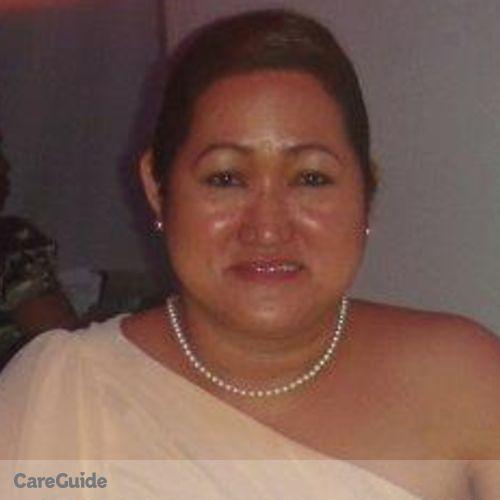 Canadian Nanny Provider Editha Atumanon's Profile Picture