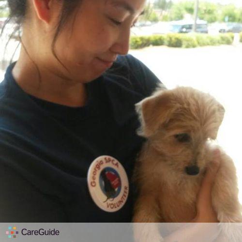 Pet Care Provider Elizabeth Ahn's Profile Picture