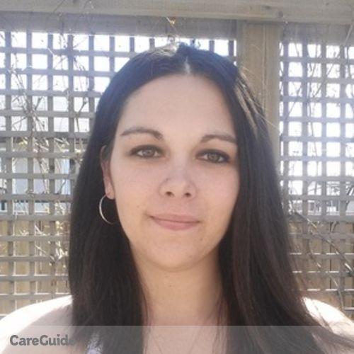Canadian Nanny Provider Allyson Knibbs's Profile Picture