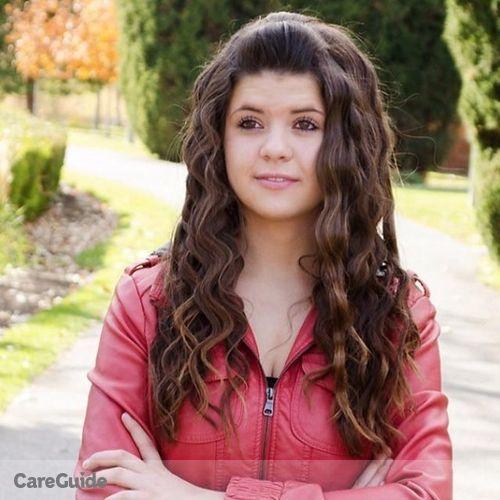 Child Care Provider Sierra A's Profile Picture
