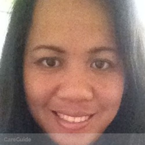 Canadian Nanny Provider Analiza Asuncion's Profile Picture