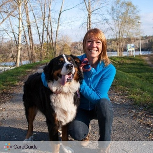 Pet Care Provider Jenny Halliday's Profile Picture