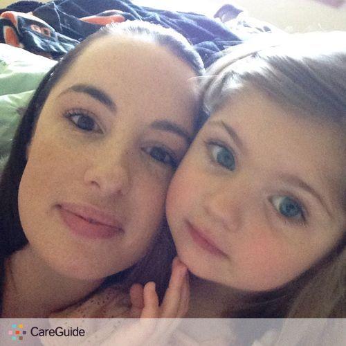 Child Care Job Jessica Larson's Profile Picture