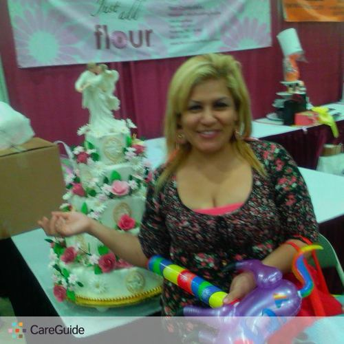 Housekeeper Provider Silvia Segovia's Profile Picture