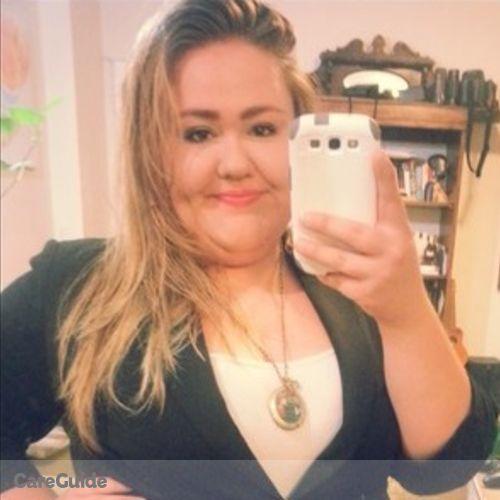 Canadian Nanny Provider Sarah Greco's Profile Picture
