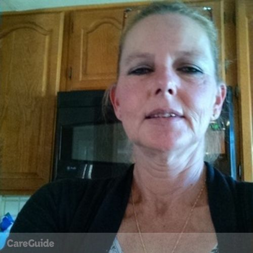 Housekeeper Provider Suzanne Wright's Profile Picture